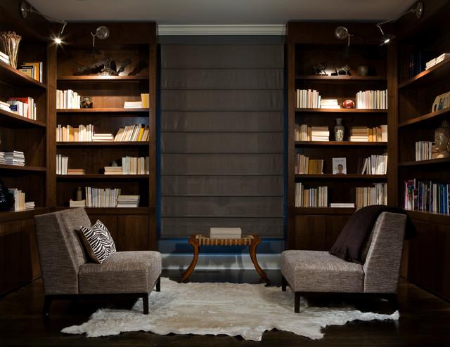 新古典风格卧室单身公寓奢华书房装饰设计