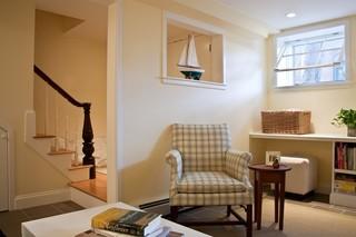 宜家风格小型公寓温馨卧室复式楼楼梯设计图纸