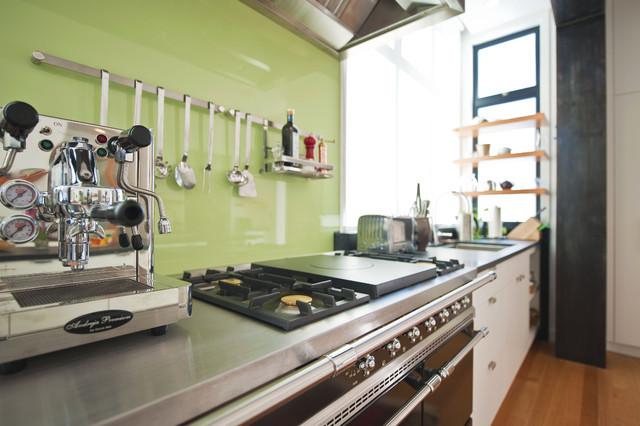 宜家风格单身公寓设计图小清新橱柜设计
