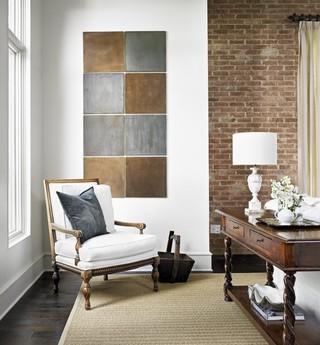 现代简约风格客厅小公寓简洁卧室儿童小卧室效果图