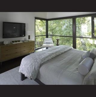 英伦风格200平米别墅时尚片15平米卧室装潢