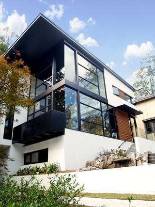 英伦风格2013别墅及时尚片家庭庭院装修效果图