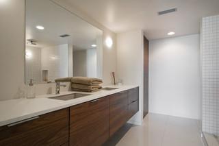 现代简约风格客厅复式公寓时尚卧室品牌浴室柜图片