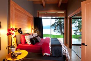 loft风格复式客厅吊顶现代奢华2013卧室效果图