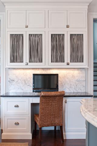 现代简约风格厨房小型公寓简洁卧室超小客厅设计图
