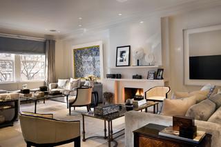 新古典风格200平米别墅古典中式客厅2014客厅效果图