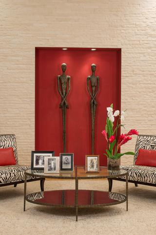 东南亚风格家具三层双拼别墅唯美2013欧式客厅装修效果图