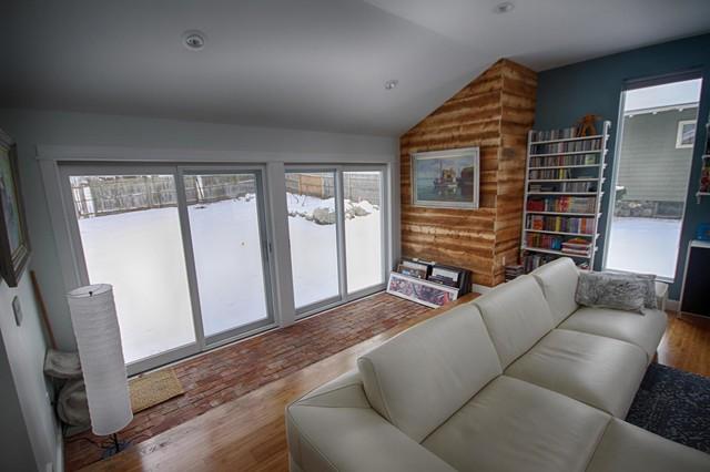 北欧风格卧室小型公寓唯美品牌沙发图片