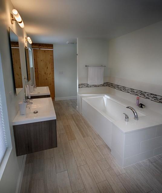 北欧风格精装公寓唯美1平米卫生间装潢