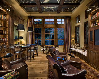 欧式风格200平米别墅中式古典风格2013家装客厅装修效果图
