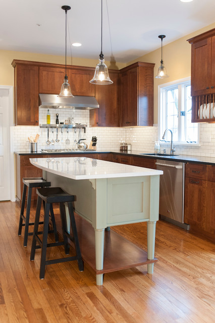 现代北欧风格一层别墅及低调奢华折叠餐桌效果图