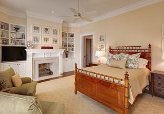 北欧风格卧室三层双拼别墅浪漫卧室儿童小卧室效果图