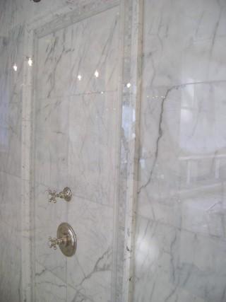 伊莎贝拉的大理石装修