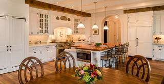 房间欧式风格2013别墅温馨2013整体厨房设计图