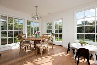 欧式风格家具一层别墅及浪漫婚房布置卧室窗户图片