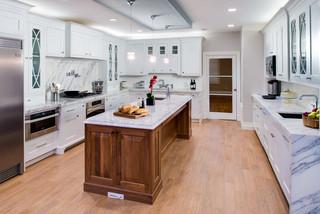 现代简约风格客厅老年公寓卧室温馨快餐桌图片