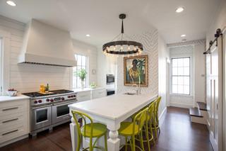 房间欧式风格大气4平米厨房快餐桌图片
