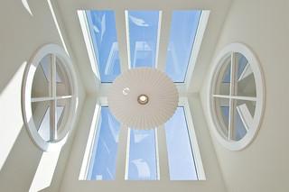 公寓时尚简约客厅白色家居装修效果图