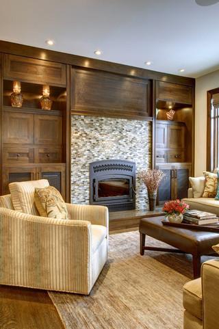 酒店公寓现代奢华2013简约客厅装修效果图