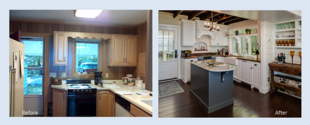 单身公寓厨房简单温馨效果图
