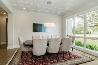 简约风格loft公寓时尚卧室装饰中式餐桌图片