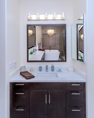 简约风格卧室白领公寓时尚衣柜品牌浴室柜效果图