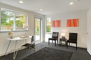 宜家风格客厅大户型客厅地毯效果图