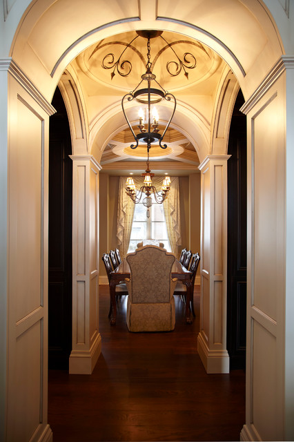 loft公寓低调奢华过道顶装修效果装修图片