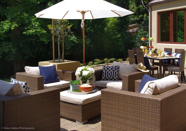 现代简约风格loft公寓低调奢华单人沙发效果图