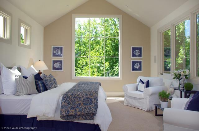 现代简约风格卧室老年公寓欧式奢华4平米卧室装修效果图