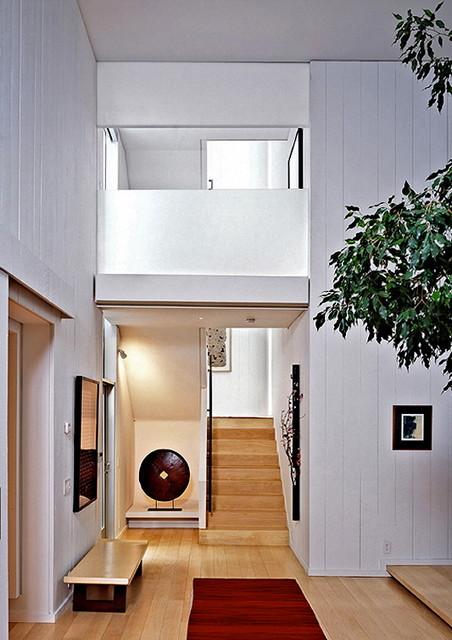 单身公寓厨房奢华家具白色地毯效果图