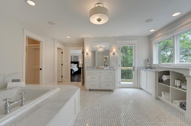 大户型客厅奢华家具白色卧室设计图