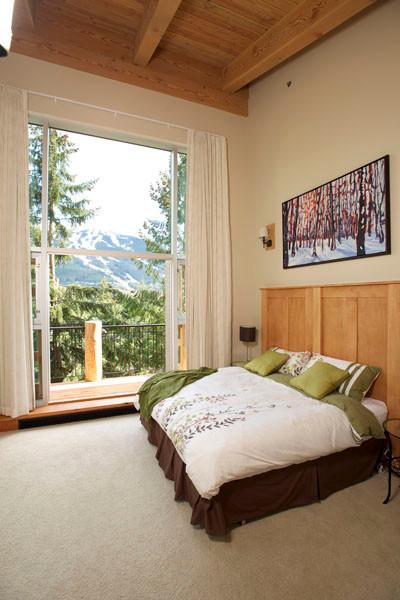 精装公寓奢华家具2014卧室装修效果图