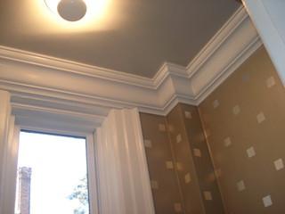 新古典风格小型公寓艺术雷士吸顶灯图片
