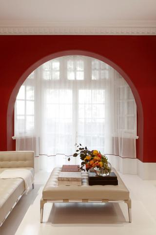 单身公寓设计图客厅简洁客厅茶几地毯图片