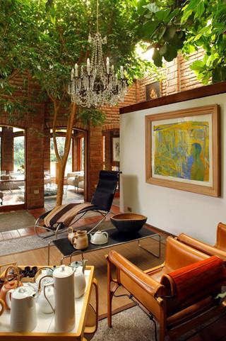 现代舒适140平以上家居装修布置