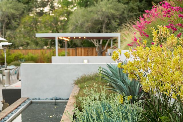 沙漠中的绿洲 度假别墅花园庭院装修