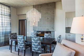 白领公寓 现代时尚 温馨宜家