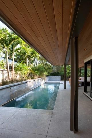 东南亚风情度假别墅庭院装修