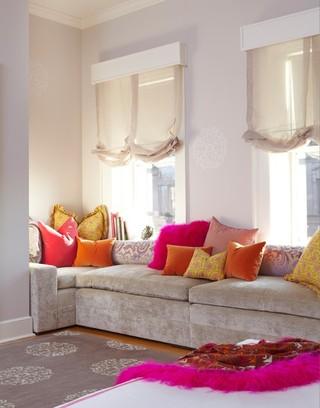 超赞联排别墅卧室装修效果图
