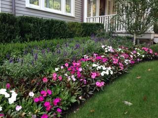室外庭院的改造 花匠的艺术