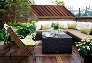 全木制的现代舒适感 加州别墅