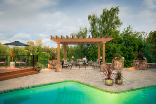 梦幻唯美的庭院设计 置身梦中