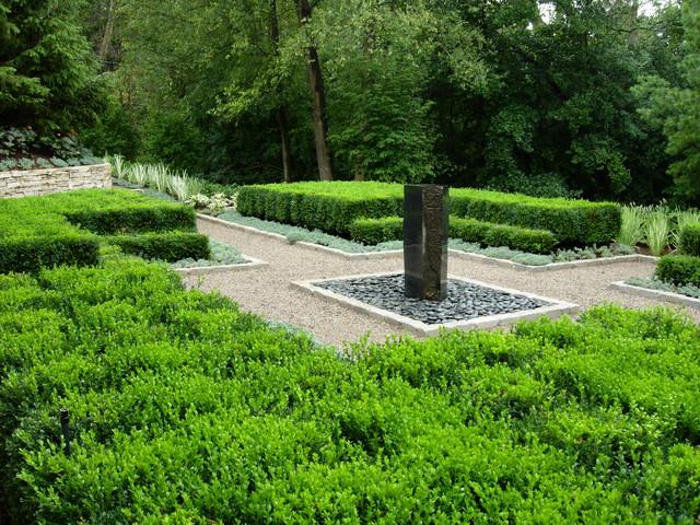 独特的花园设计