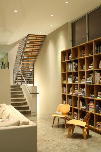20万搞定跃层现代家居装修 好好取取经