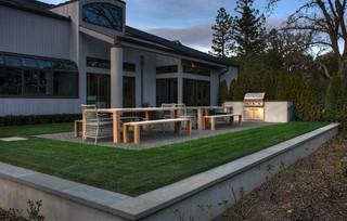 梦幻别墅花园设计  享受休闲时光