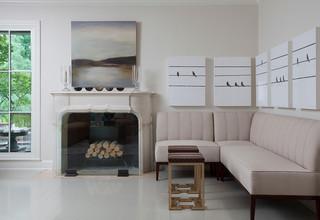 宜家风格公寓房装修 简单明快草色入帘青