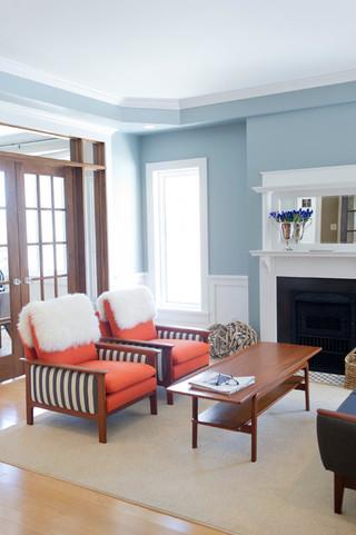 宜家风格客厅装修 软装温馨