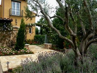 尽享那一片绿色 别墅花园设计
