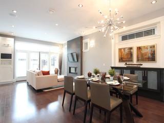 温哥华现代简约风复式公寓